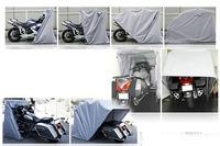 outdoor motor cover, Waterproof, windproof, dustproof campoing tent for car, bike