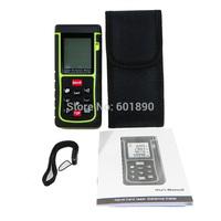 2014 Hot Selling RZ40 Digital Laser Distance Meter Tester Range Finder Measure 0.2 to 40m High Accuracy 130133