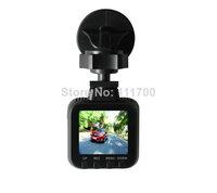 Free Shipping mini CAR DVR Camera 1.5 Lcd Support 32GB 90 Degree 1920x1080p With G-Sensor Night Vision JA350