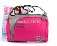 2014 Fashion Nylon outdoor sports shoulder bag new crossbody bag Travel climbing backpack Men's and women's bag