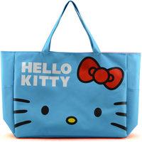 Free shipping 2014 New Arrive Fashion Shoulder bag Women's Large Totes Oxford Waterproof Fabric Handbag Hello Kitty Printed Bag