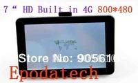 "2014 7"" HD Touch screen CAR GPS Navigation built in 4GB 800MHZ 800*480 FM transmitter window ce6.0 in original box"