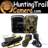 Free  Ltl-5210A Little Acorn 12MP IR Trail Camera/Ltl 5210A Digital Scouting Hunting