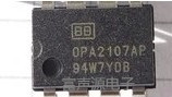 OPA2107AP original American BB dual op-amp DIP8 into precision amplifier New store opening special price(China (Mainland))