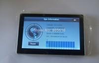New 5 inch Car GPS Navigator 800MHZ 8GB FM/4GB/DDR128M WITH Navitel Russia/Kazakhstan\Czech\Hebrew\Bulgarian\Polish\Spanish
