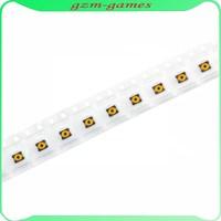 10pcs/lot For iPhone 4 4G 4S Sensor Power Flex Cable Volume Key & Power Button Shrapnel Switch Free Shipping