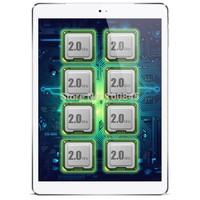 Cube Talk9X Talk 9x U65GT 3G Tablet PC MTK8392 Octa Core 9.7inch Retina Screen 2048 x 1536 GPS Bluetooth 2GB Ram 16GB White