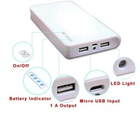 2014 New Design 1pc 4 X 18650 Battery Case Usb Charger Power Bank Battery Case Box With Dual Usb Output + Free Shipping