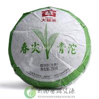 TAETEA 2012 Green spring tip 250 g raw Da