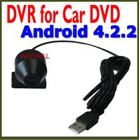 USB Car DVR Camera for Android 4.2.2 Car DVD