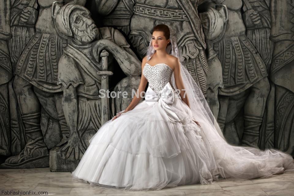 Свадебное платье ToBeBridal 3 WW9531