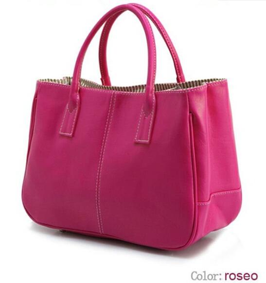 Women bag handbag lady PU leather handbag shoulder bag handbag elegant air of freedom and ex-factory price free shipping(China (Mainland))