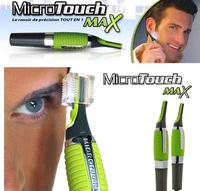 Fast Clean Trimmer Shaver Hair up Beard Men Multifunction Shaver Razor Nose hair Manager Men'S Removal with LED Light  Epilator