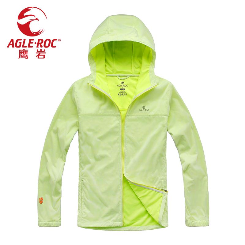 nova chegada agleroc roupa ao ar livre homens dupla camada anti- uv ultra- luz 130703 roupas de proteção solar(China (Mainland))