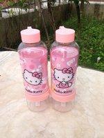 Hello Kitty Cartoon Lemon Cup Water Infusing Bottle Health Artifact Manual Juicer Cup Fruit Cups Water Bottle Lemon Juicer