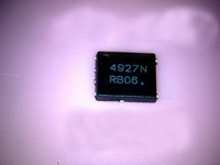 NTMFS4927NT1G 4927N Power MOSFET 30 V, 38 A, Single N-Channel, SO-8 FL