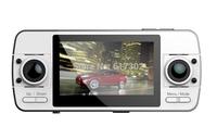 Free Shipping 2.7 Inch Three Cameras Lens F80 Car DVR 1080P HD Motion Detection Night Vision HDMI