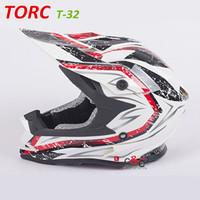 Motocicleta 2014 new TORC helmet casco capacete motorcycle helmet off road moto cross motorcross racing helmets ECE M L XL