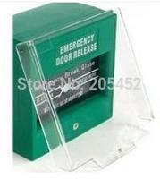 Free shipping Emergency break fire alarm Plexiglass cover