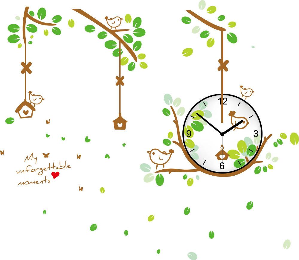 벽 시계 스티커를 - Home Evolution의 중국 벽 시계 스티커를 공급 ...