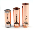 2014 new products e cigarette vaporizer stingray mechanical mod red copper stingray mod from aliabab express