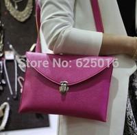New 2014 Fashion band women zipper solid soft women messenger bags/bags handbags women famous brands women Free shipping