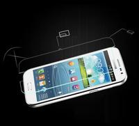 New Arrival Ultra Slim Sensitive Premium Tempered Glass Protector Film For Samsung S4 Mini