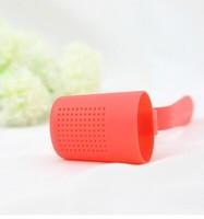 freeshipping_Wholesale_10pcs/lot  fasion plastic Tea filter funnel householder