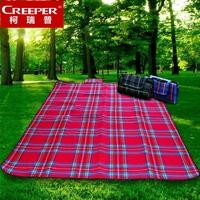 Outdoor thickening sleeping pad outdoor tent pad beach mat waterproof picnic rug picnic cloth cushion