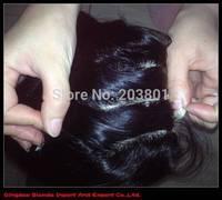 Blanda Hair Products Silk Base Closure Virign Brazilian Hair 100% Hair Wigs Loose Wave Free Sedding Free Tangle Free Shipping