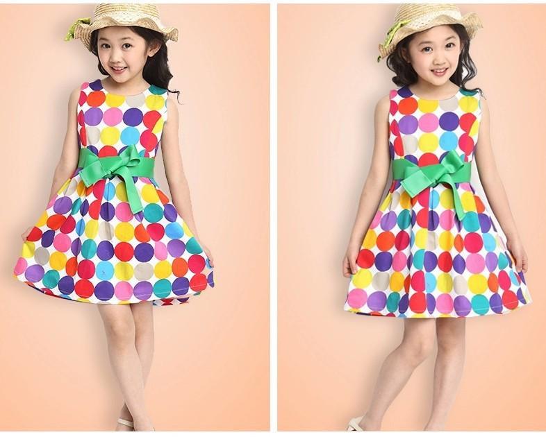 Платье для девочек dot cuhk , W159 comforty mt w159