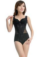 Wholesales TV hot Lady strapless Corset Lingerie Body Shaper Seamless Sexy Corset Bodysuit
