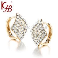 2014 New  Fashion Gold Earrings for Women Brand Jewelry  Vintage Earrings for Wedding B0625