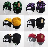 2014 freeshipping letter adult active new time-limited hats beanie hat breaking hip hop outdoor knitted prevent skullies beanies