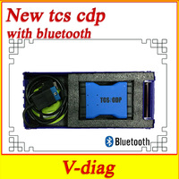 with bluetooth !!!ds150e TCS cdp pro plus SCANNER tools + newest 2013.R3 Software for Cars & Trucks 3 in 1