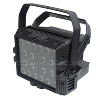 dj equipment LED wall washer rgbwa 5in1 waterproof IP65 outdoor led par light
