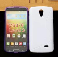 for LG Lucid 3 VS876 case s line tpu case