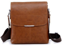 Free shipping 2014 new arrival genuine leather men's messenger bags quality mens leather shoulder leisure men briefcase VP-2