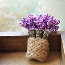 Victorian purple lavender flower brooch pins scarf pins direct wholesale costume jewelry china hemp brooch jewelry