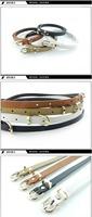 Promotion!  Free Shipping 2014 Fashion Adjustable hin Women's Leather Belt Ladies Waistband Female Straps