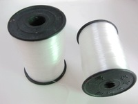 2 Roll 80 Metres Strong Clear Nylon Beading Cord String Thread 0.25mm