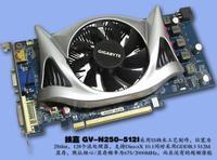 Special promotions genuine Gigabyte GV-N250-512I Ultra Durable VGA 256B/D3  1pcs