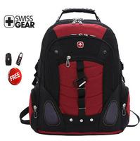 SwissGear  Multifunctional  backpack 16 inch laptop bag 0631 free shipping