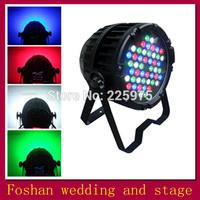 Free shipping led light par dmx lighting rgb,led stage light,projector light with color change