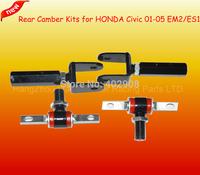 Racing Adjustable Rear Camber Kit For  Honda Civic  2001-2005  EM2/ES1(Fits: Honda Civic)