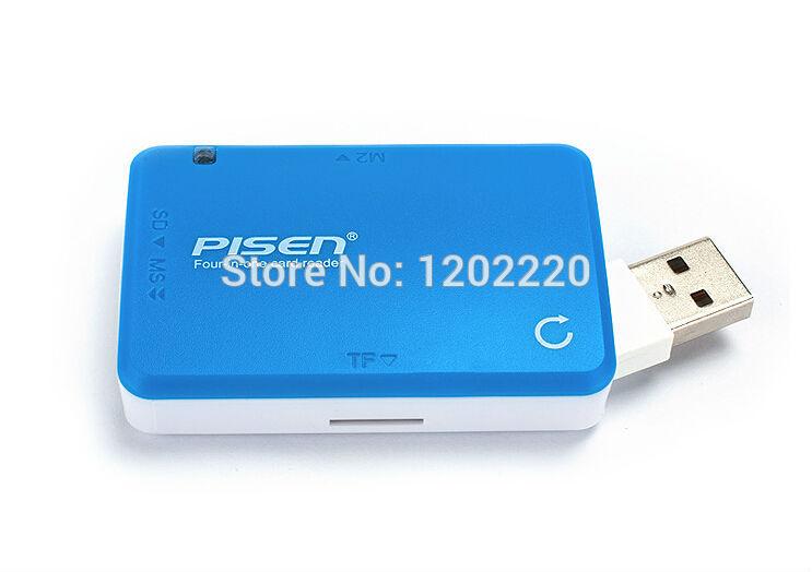 usb tf card reader cardreader smart sim card reader all in 1 micro sd adapter card reader for micro sd tf m2 mmc sdhc ms usb 2.0(China (Mainland))