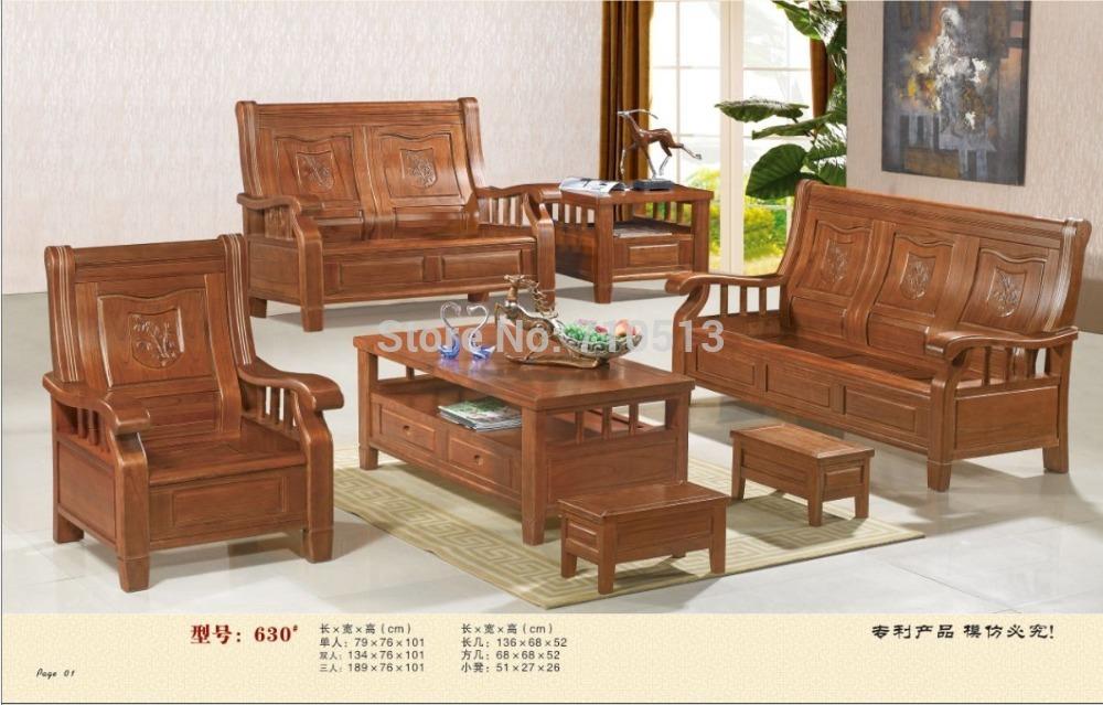 Wooden Sofa Set Designs For Living Room modern wooden sofa