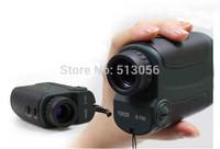Estim Laser range Distance Meter Rangefinder Range Finder Handheld monocular meter 10x25 700m/yard. free shipping huntingoutdoor