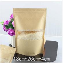 popular brown kraft bag