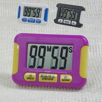 Timer Countdown Kitchen Cooking 99 Minute Digital LCD Sport (Purple Black Blue )